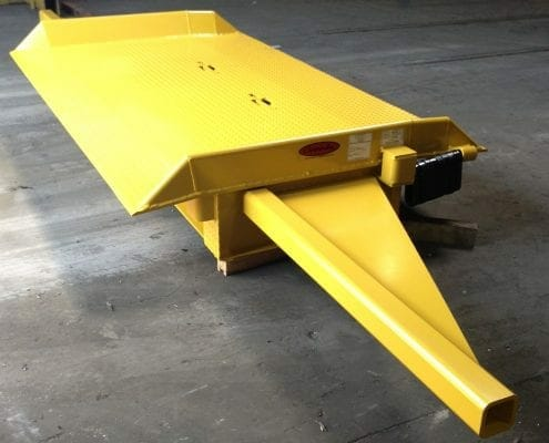 custom forklift board