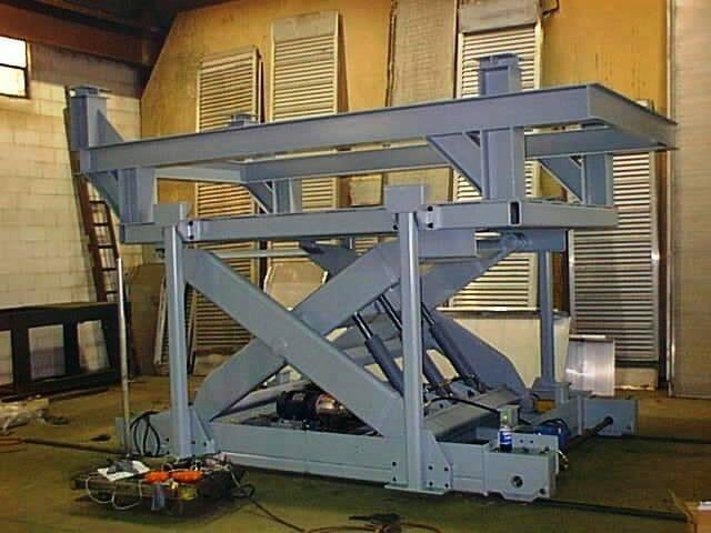 custom dock lifts