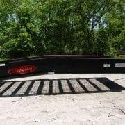 custom built yard ramp by Copperloy