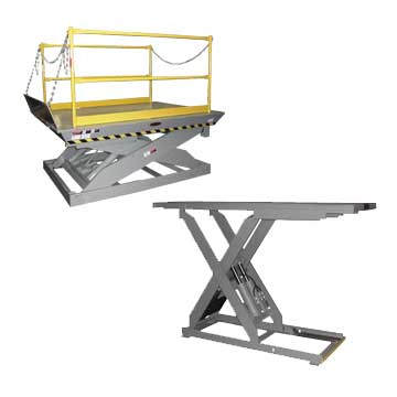 Dock Lifts with Solid-Steel Construction