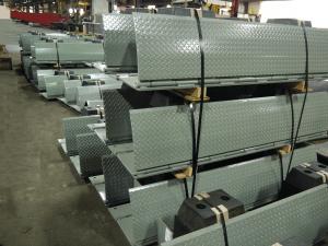 Copperloy® edge of dock capacities