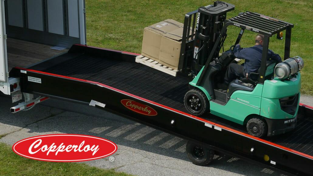 used yard ramps portable loading dock