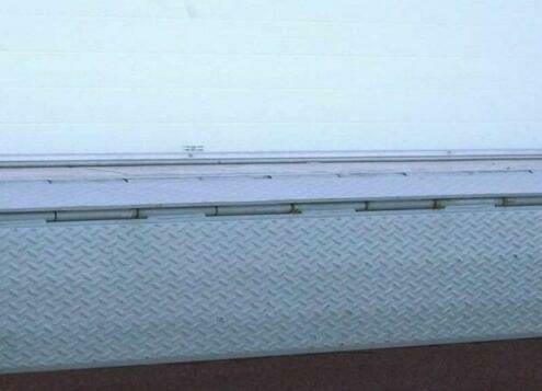 Copperloy Hydraulic Edge of Dock Leveler